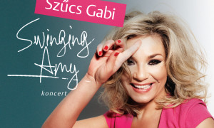 Szűcs Gabi - Swinging Amy